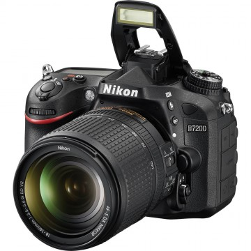 Nikon D7200 DSLR Camera KIT 18-140MM