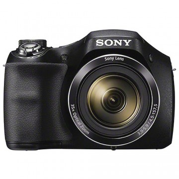 Sony H300 Digital Camera and PowerShoot