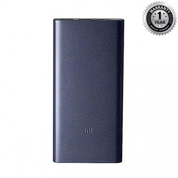 Mi Power Bank version 2 - 10000mAh - Black