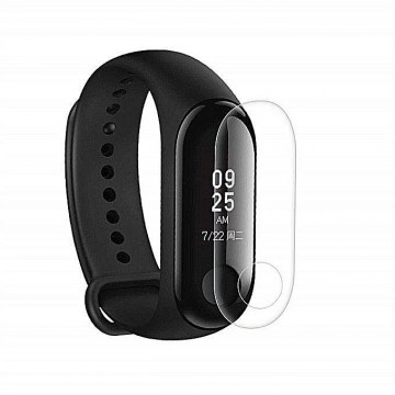 Hi Quality Xiaomi Mi Band 3 TPU Protector - Transparent